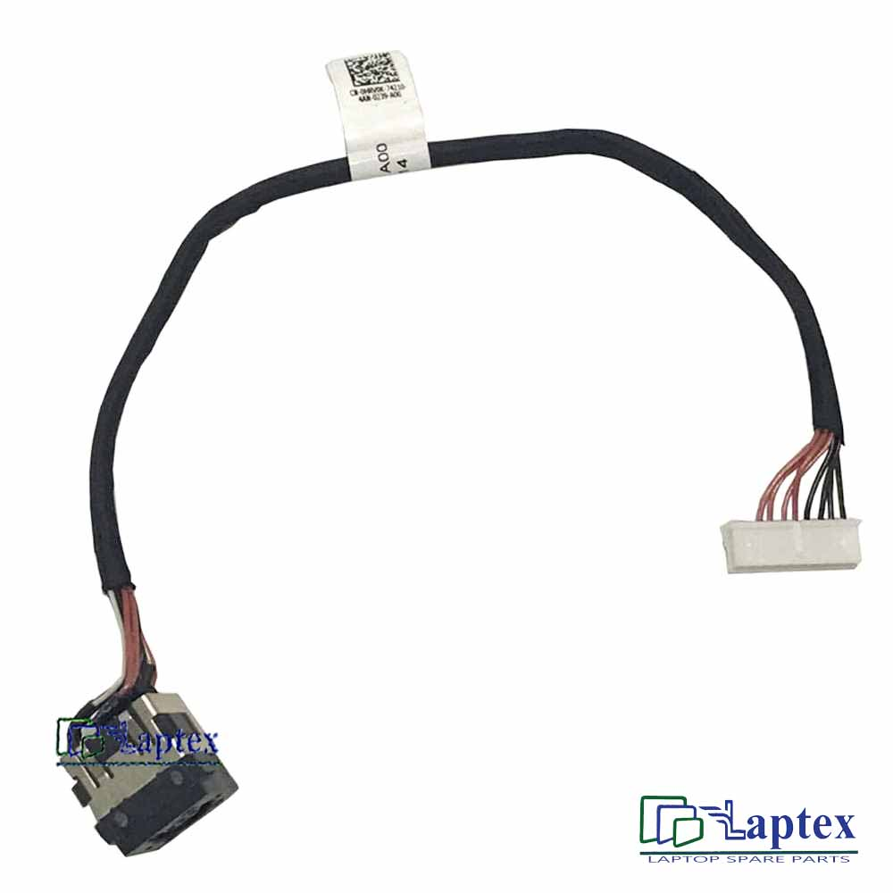 DC Jack For Dell Precision M4600 With Cable